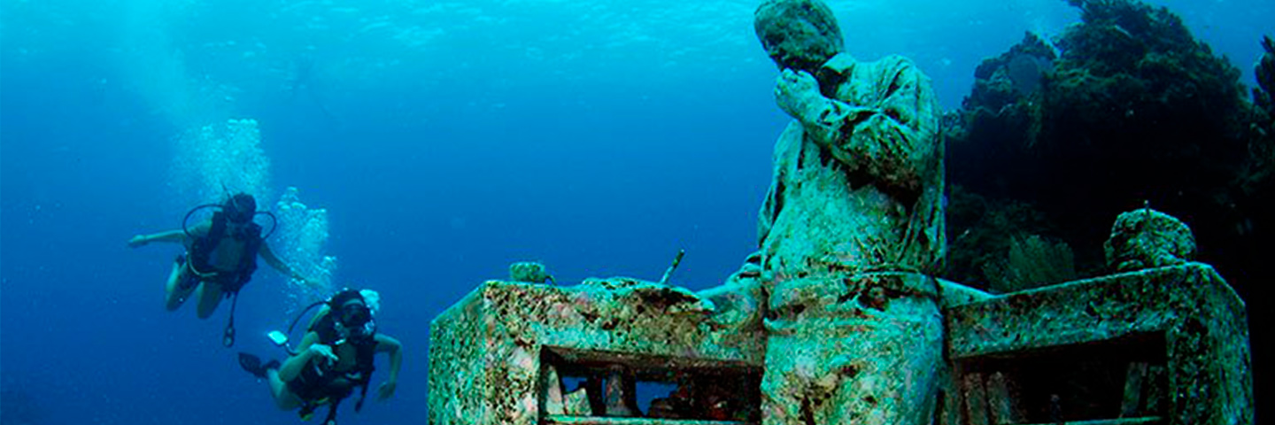 Best places to dive in Cancun