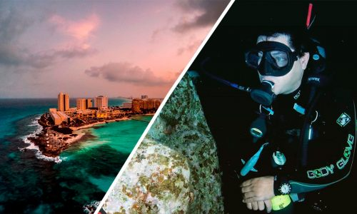 Cancun is a majestic city…