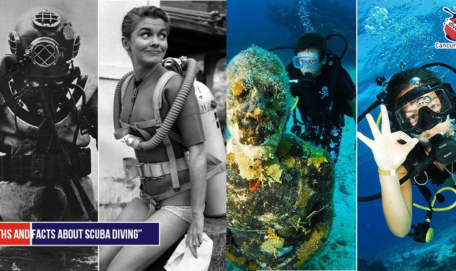 Myths and Facts about Scuba Diving