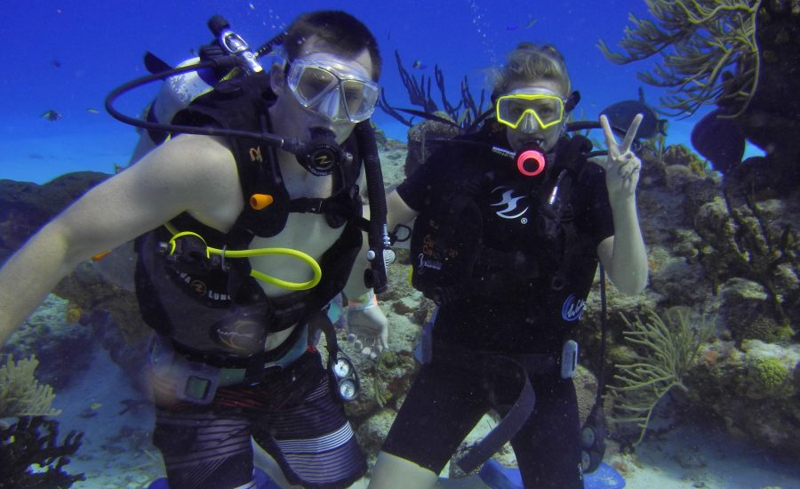Learn Scuba! Open Water Diver Certification
