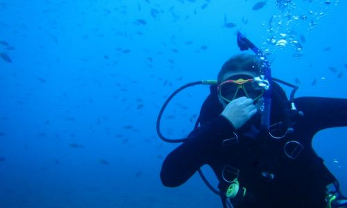 Scuba Ear Equalization Tips